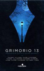 grimorio 13 (ebook)-pau ferrón gallegos-álvaro aparicio-9788494222566