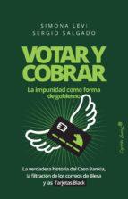 votar y cobrar simona levi 9788494645266