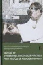 manual de otorrinolaringologia practica para medicos francisco rodriguez 9788496804166