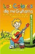 los colores de mi guitarra (metodo elemental a partir de 6 años)-maribel alcolea hernandez-9788496978966