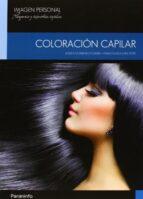 coloración capilar-josefa domenech zaera-inmaculada lara fort-9788497323666