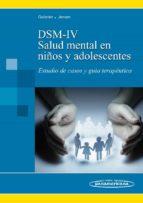 dsm-iv salud mental en niños y adolescentes-9788498353266