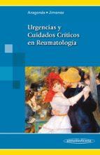 urgencias y cuidados criticos en reumatologia rocio aragones 9788498357066