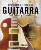 aprenda a tocar la guitarra 9788499280066