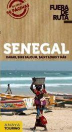 senegal 2014 (fuera de ruta)-nicolas de la carrera-9788499356266