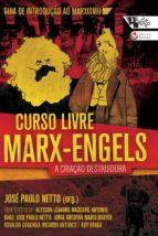 curso livre marx-engels (ebook)-josé paulo netto-9788575594766