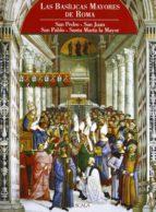 las basilicas mayores de roma-9788881175666