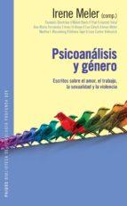 psicoanálisis y género (ebook) irene meler 9789501296266