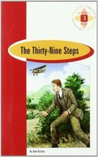 the thirty nine steps (1º bachillerato) 9789963465866