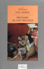 breviario de los vencidos-emile m. cioran-7502268181376