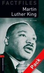 oxford bookworms library: oxford bookworms. factfiles stage 3: martin luther king cd pack ed 08: 1000 headwords 9780194235976