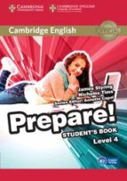 cambridge english prepare! 4 student s book 9780521180276