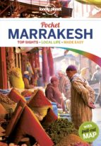 marrakesh 2015 (3rd ed.)  (lonely planet pocket) jessica lee 9781742204376
