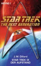 star trek ix: der aufstand (ebook)-j. m. dillard-9783641117276