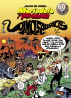 mortadelo y filemon: dinosaurios (magos del humor 52) francisco ibañez 9788402421876
