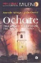 OCHATE (COLECCION IKER JIMENEZ)   ANTONIO ARROYO VERDUGO   Comprar ...