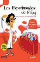 flipy y el hombre de negro: los experimentos de flipy-9788403099876