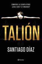 talion-santiago diaz-9788408186076