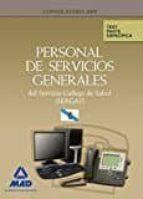 personal de servicios generales del servicio gallego de salud (sergas). test parte especifica-9788414202876