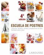 escuela de postres (2ª ed.) 9788415411376