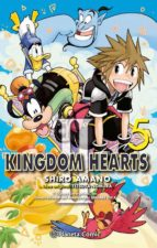 kingdom hearts ii nº 05 shiro amano 9788416244676