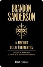 el archivo de las tormentas (flash relatos) (ebook)-brandon sanderson-9788416628476