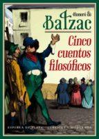 cinco cuentos filosoficos honore de balzac 9788417146276