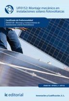 montaje mecánico en instalaciones solares fotovoltaica. enae0108 (ebook)-9788417224776