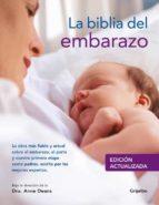 la biblia del embarazo-anne deans-9788425346576