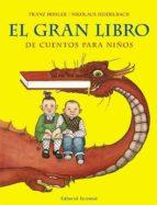 el gran libro de cuentos para niños-franz hohler-9788426137876