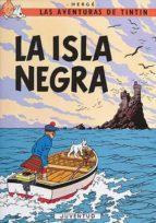 tintin: la isla negra (14ª ed.)-9788426155276