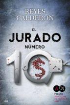el jurado número 10 (ebook)-reyes calderon-9788427040076