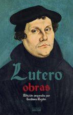 lutero: obras-martin lutero-9788430104376