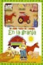 en la granja (libro madera) 9788430550876