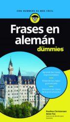 frases en alemán para dummies (ebook) paulina christensen anne fox 9788432901676