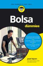 bolsa para dummies-josef ajram-9788432903076