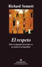 el respeto richard sennett 9788433961976