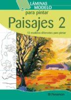 laminas modelo para pintar paisajes 2-9788434229976