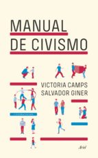 manual de civismo-salvador giner-victoria camps-9788434418776