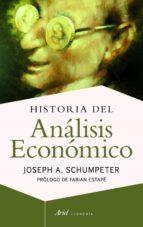 historia del analisis economico joseph a. schumpeter 9788434419476