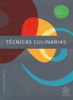 tecnicas culinarias (grado medio) 9788446031376
