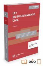 ley de enjuiciamiento civil ricardo alonso garcia 9788447051076