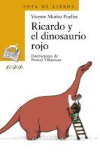 ricardo y el dinosaurio rojo-v. muñoz puelles-9788466725576