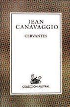 cervantes-jean canavaggio-9788467004076