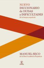 nuevo diccionario de dudas y dificultades-samuel valero lorenzo-9788467037876
