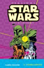 clasicos star wars nº5: el cazarrecompensas 9788467437676