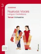 cuaderno lengua 3 3ºprimmaria (voces) segunda lengua 9788468013176