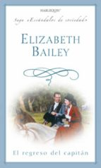 el regreso del capitán (ebook)-elizabeth bailey-9788468719276