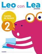 cartilla de lectura 2 educacion infatntil 4 años mec-9788469829776
