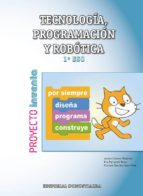 tecnologia 1º eso programacion robotica inventa  ed 2015 madrid-9788470635076